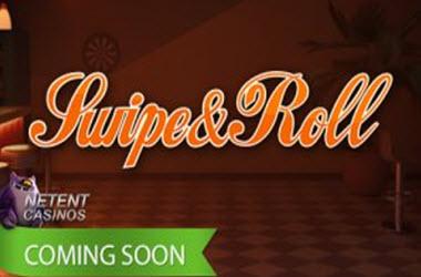 Get Ready to Swipe & Roll NetEnt-Style!